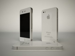 Witte iPhone 4 Apple