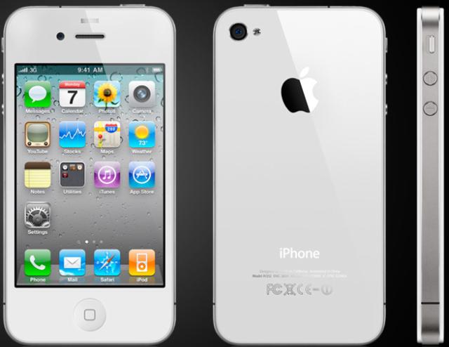 eerste iphone 4