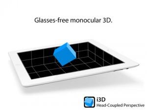 i3D iPhone 3D app