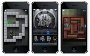 The Heist iPhone app