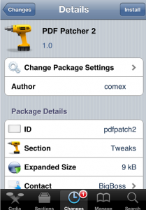 PDF patcher 2
