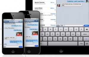 iMessage iOS 5